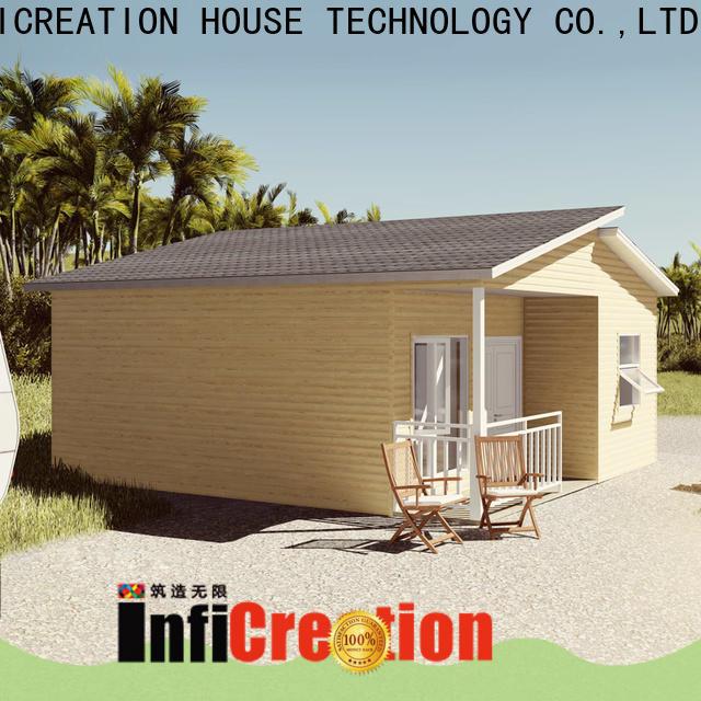 mobile luxury prefabricated homes designer for hotel
