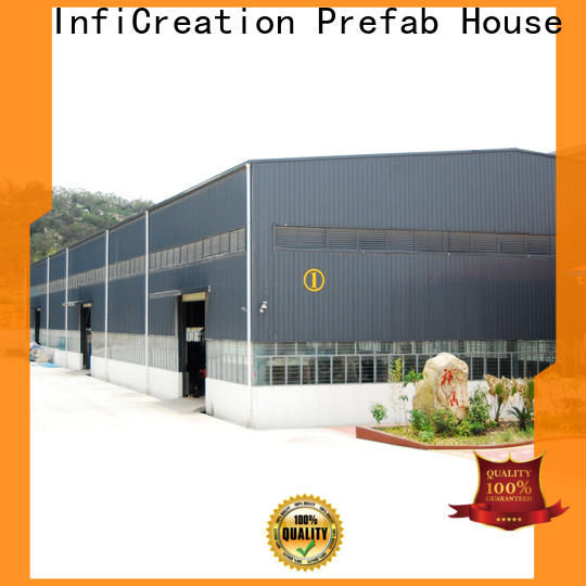 durable prefab warehouse building supplier for storage