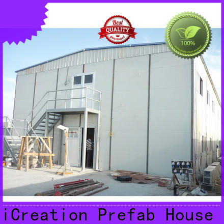 InfiCreation new pre manufactured homes manufacturers for booth