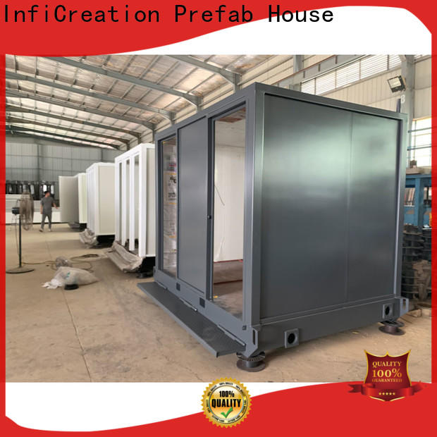 InfiCreation custom container homes supplier for toilet