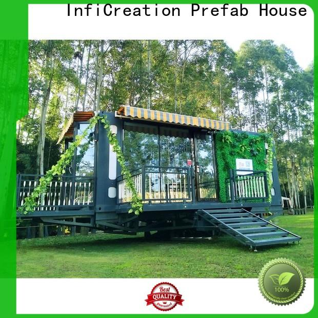 long lasting premade container homes factory price for booth