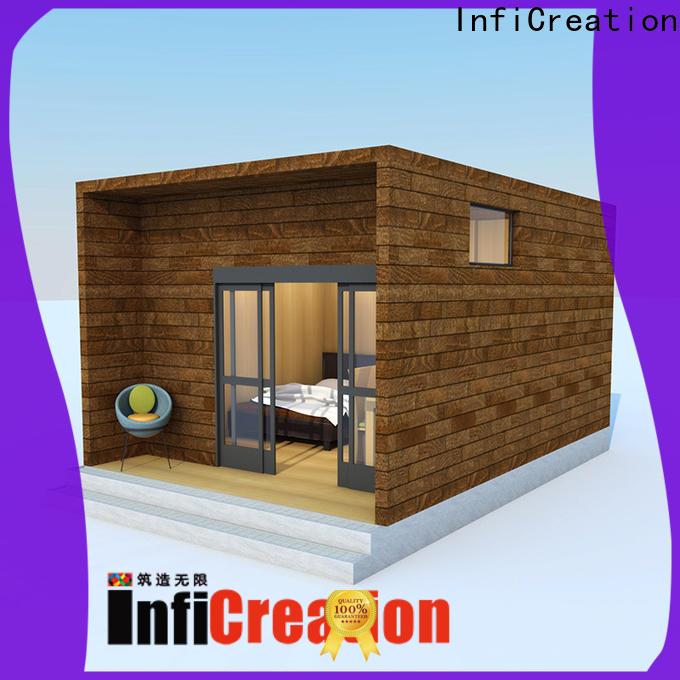 economical pre built houses designer for entertainment centers