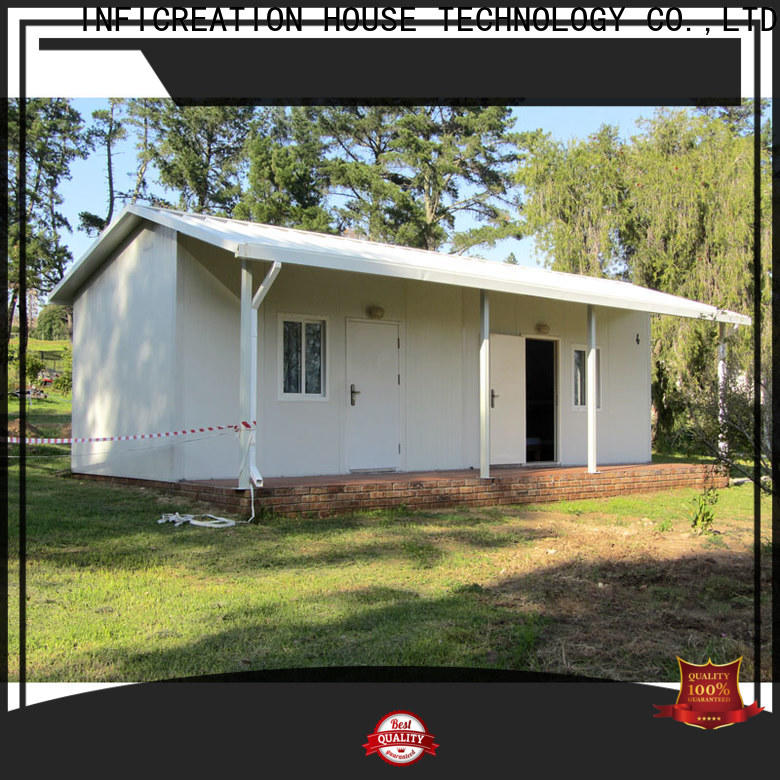 earthquake resistant site cabins custom for office