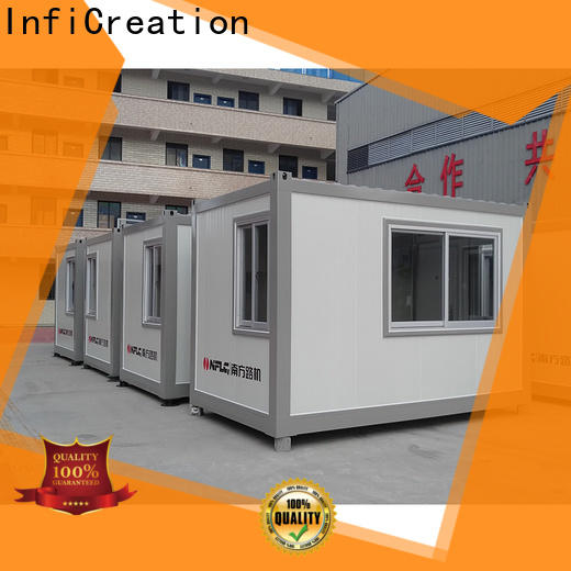 modern premade container homes supplier for carport