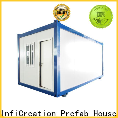 long lasting storage container homes supplier for booth