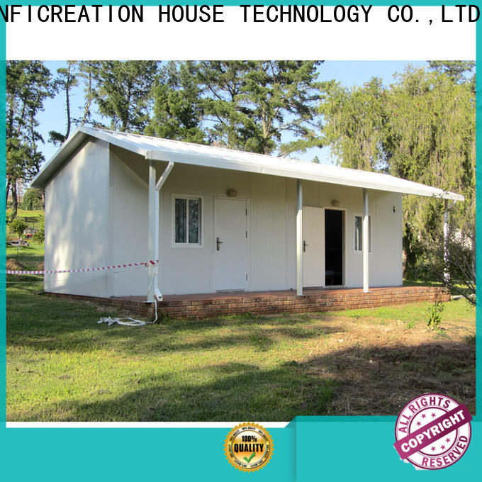InfiCreation site accommodation units manufacturer for shop