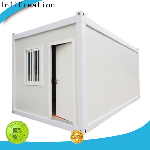 InfiCreation tiny modular container homes factory price for carport