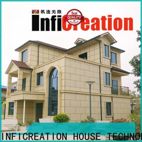 beautiful pre built homes manufacturer for entertainment centers