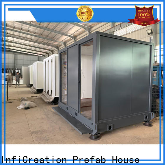 InfiCreation modern cargo container homes factory for office