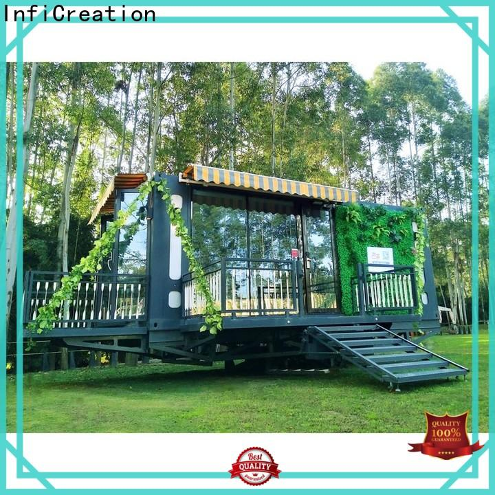 InfiCreation storage container homes manufacturer for office
