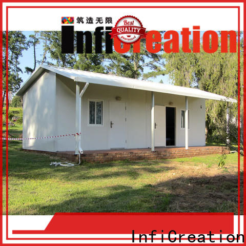InfiCreation site accommodation units wholesale for shop