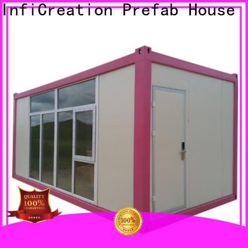 InfiCreation custom container homes factory price for accommodation