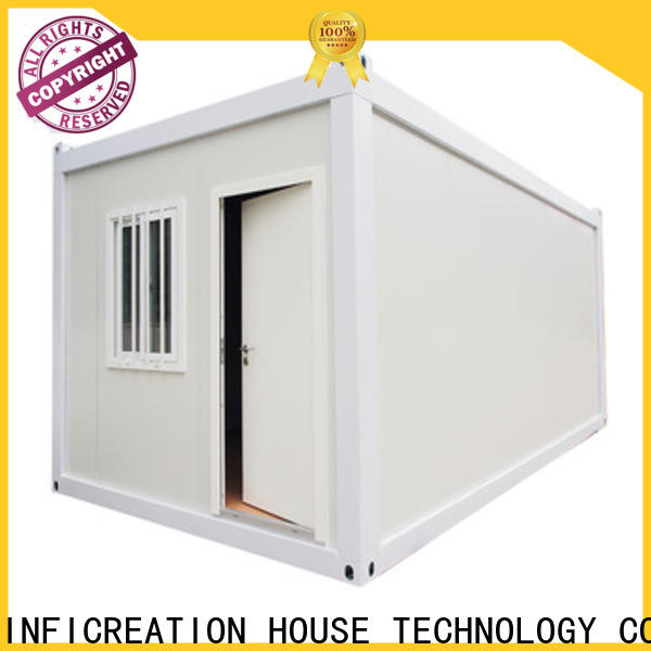 durable cargo container homes customized for booth