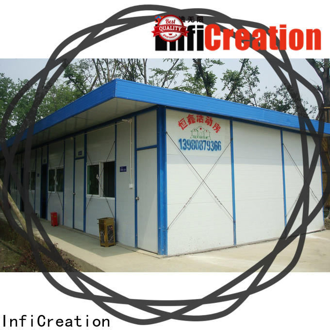 InfiCreation site accommodation units custom for accommodation