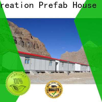 InfiCreation site accommodation supplier for shop