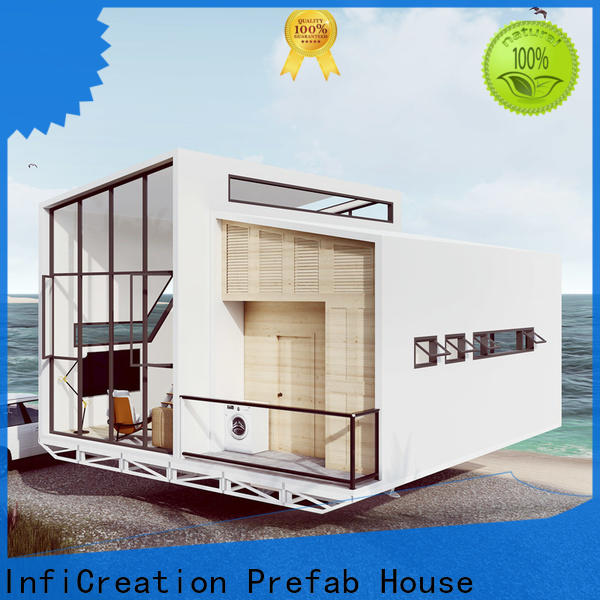 steel premade homes factory price for entertainment centers