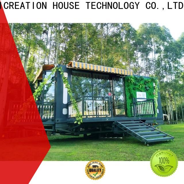 InfiCreation low cost freight container homes supplier for toilet