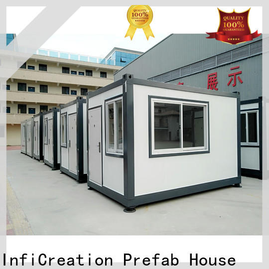 InfiCreation cargo container homes factory for accommodation