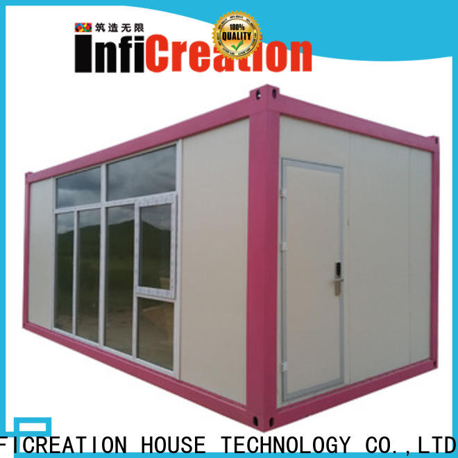 long lasting storage container homes manufacturer for carport