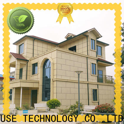 InfiCreation mobile pre fabricated cottages factory price for entertainment centers