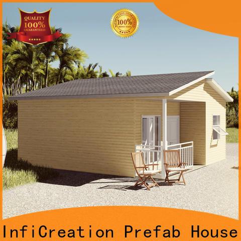economical premade cottages manufacturer for hotel
