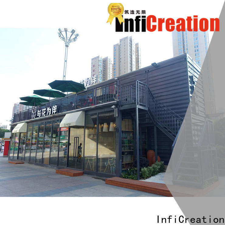 InfiCreation pre manufactured homes factory for office