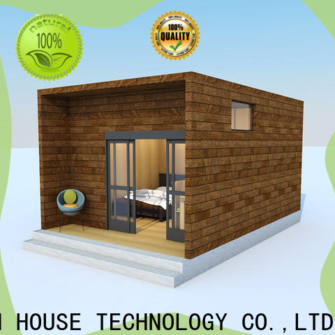 InfiCreation pre built homes factory price for accommodation
