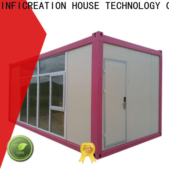 InfiCreation storage container homes supplier for accommodation