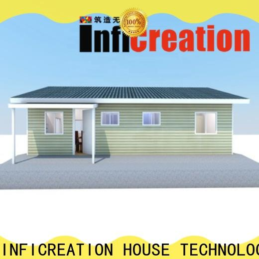 mobile pre fabricated cottages factory price for hotel