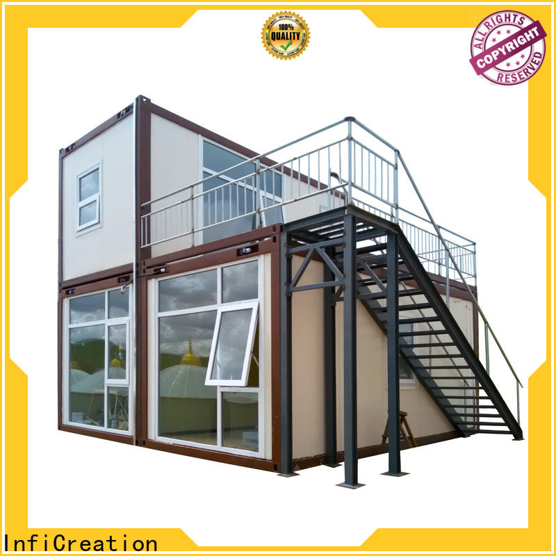 steel cargo container house directly sale for booth