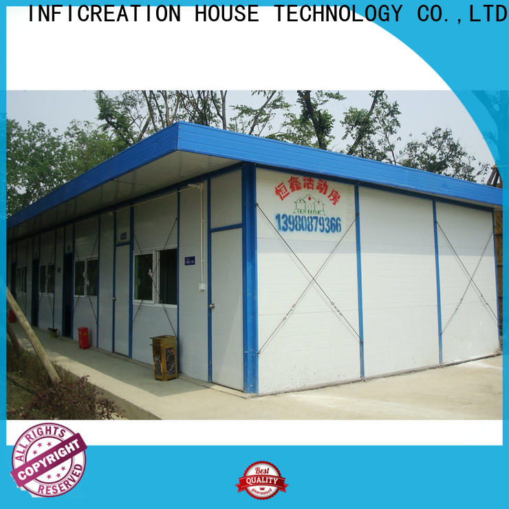 factory direct construction site camp supplier for shop