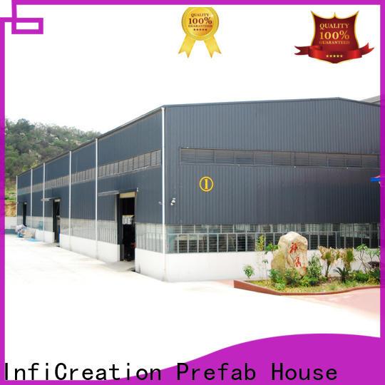 InfiCreation pre built warehouse design for storage