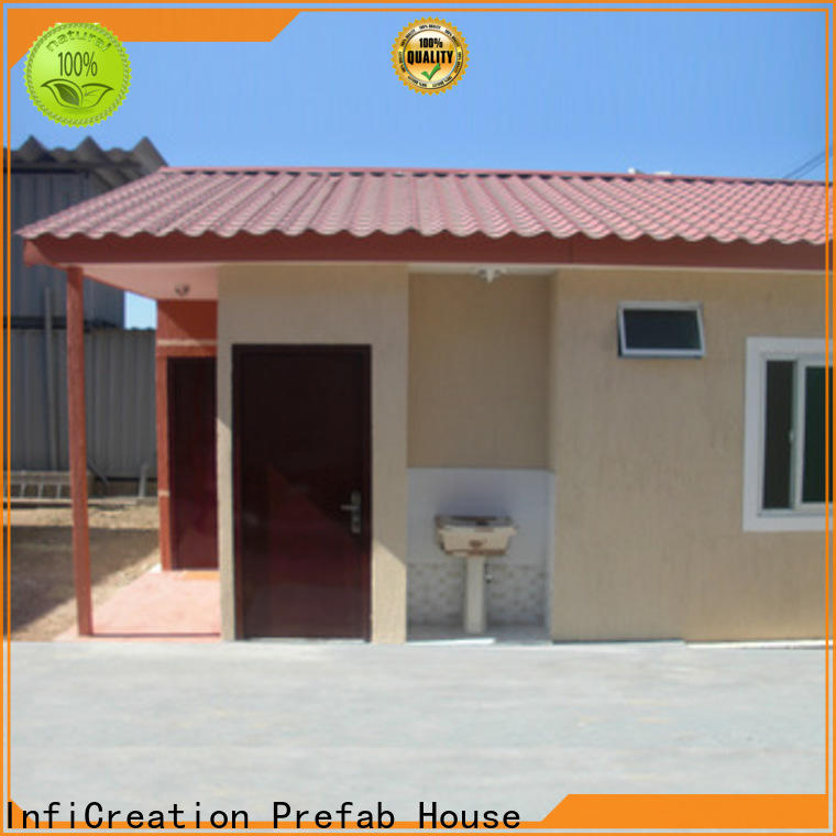 InfiCreation cargo container homes customized for carport
