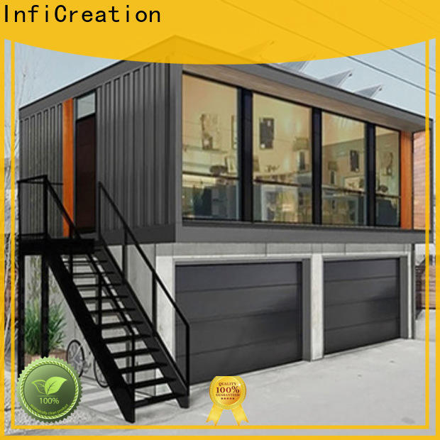 InfiCreation premade container homes supplier for office