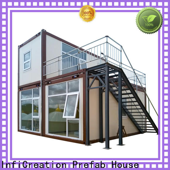 durable storage container houses supplier for booth