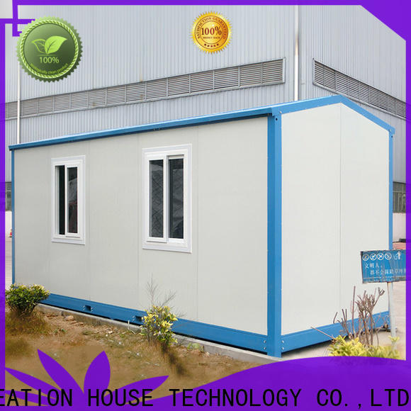 steel cargo container house customized for office