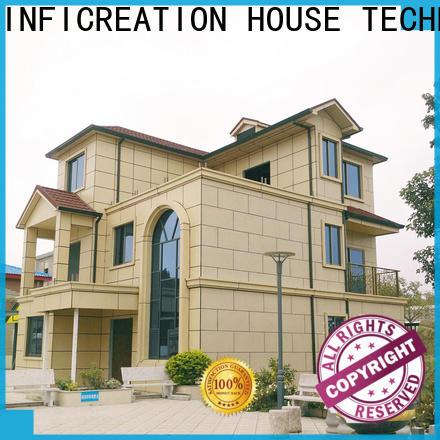 economical prefab manufactured homes manufacturer for entertainment centers