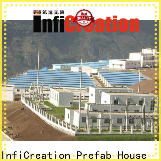 InfiCreation new pre manufactured homes factory for office