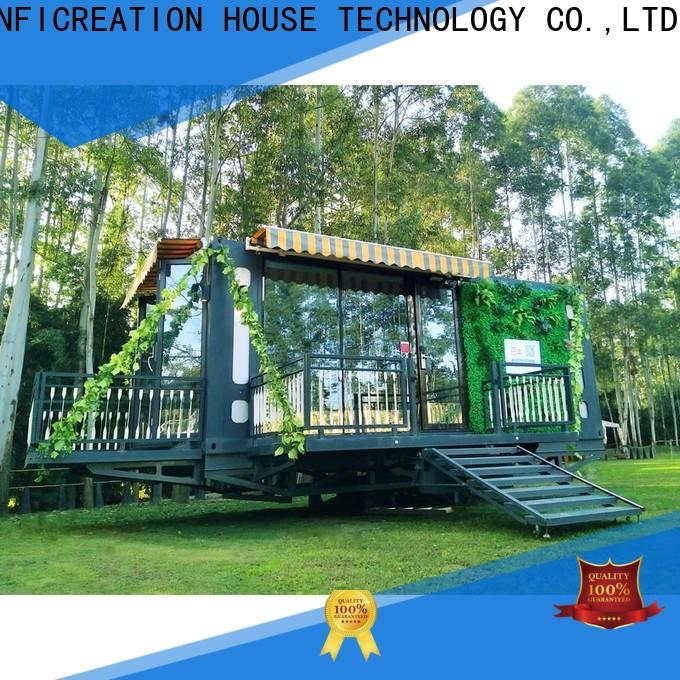 tiny premade container homes supplier for carport