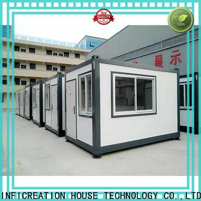 modern prefab storage container homes supplier for carport