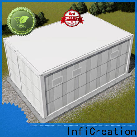 recyclable premade container homes manufacturer for carport