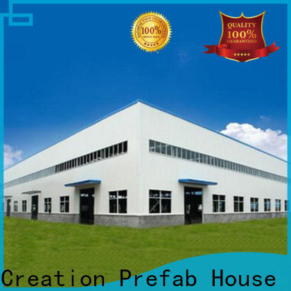 InfiCreation prefab warehouse building manufacturer for factory