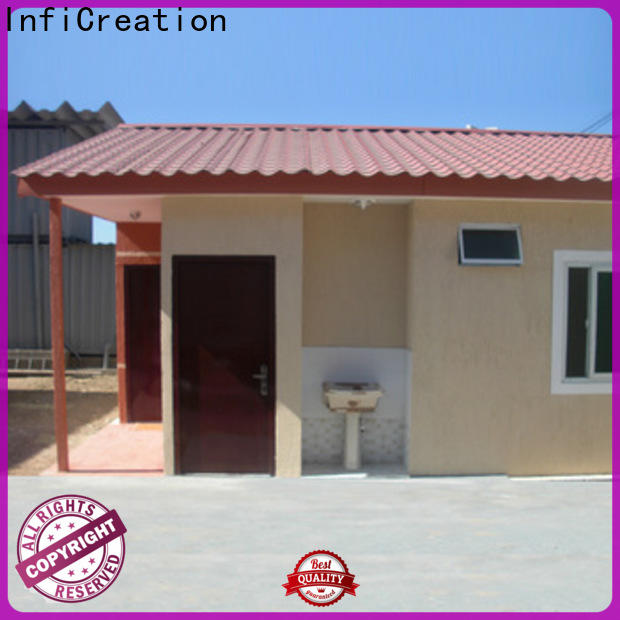 InfiCreation premade container homes factory price for office