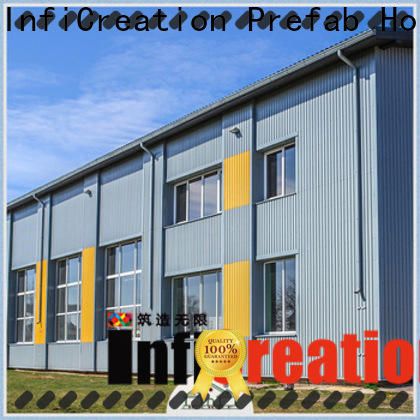 InfiCreation prefab warehouse factory price for factory