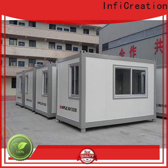 low cost storage container homes customized for accommodation