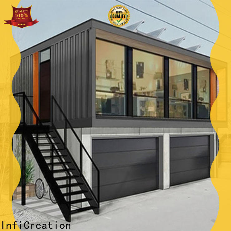 InfiCreation tiny modular container homes supplier for accommodation