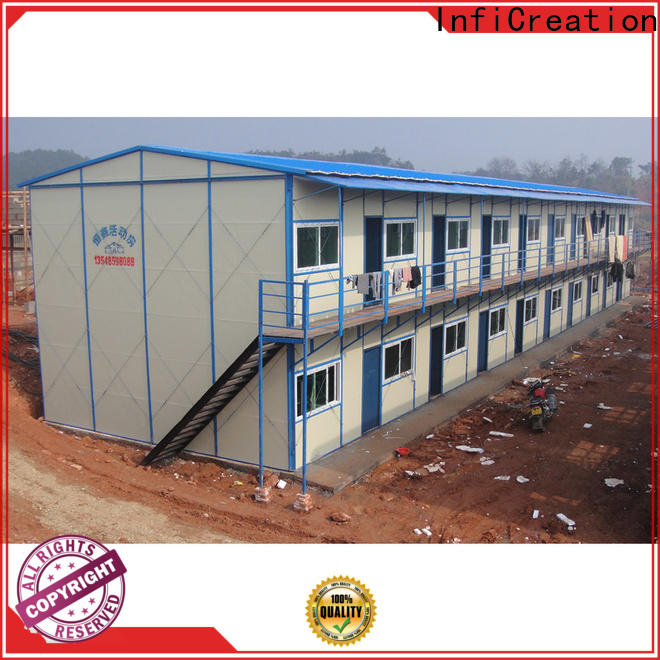 fast assembly prefabricated k house custom for office