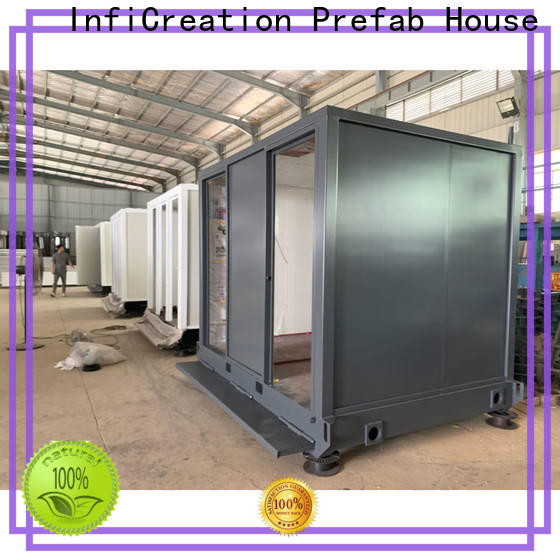 InfiCreation durable prefab container homes supplier for accommodation