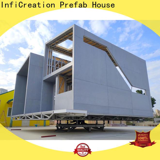 InfiCreation modular villas custom for resorts