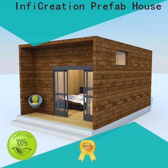 InfiCreation prefab modular homes custom for accommodation